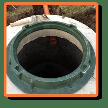 колодец Ливневая канализация